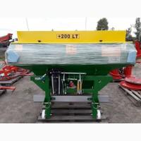 Тракторный навесной разбрасыватель на 1200 кг фирмы Landforce (Турция)