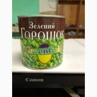 Продаем зеленый горошек от производителя