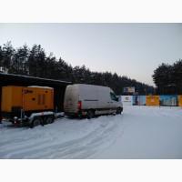 Аренда дизельного электрогенератора Teksan Generator 30 кВт